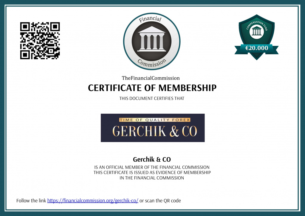 Gerchik & Co - Лицензия Financial Commission